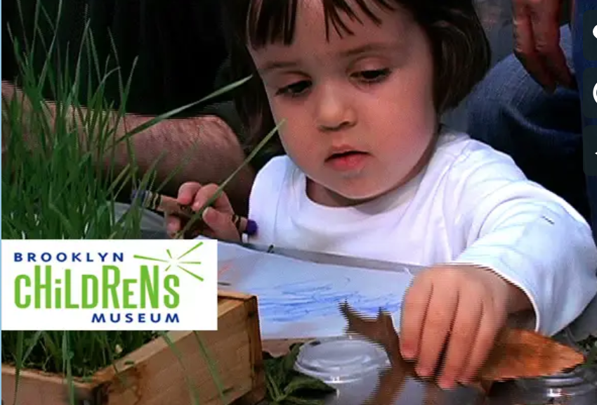 brooklyn childrens museum earth day